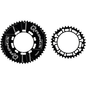 Rotor Q-Rings 110 BCD Aero Road Plateau Kit 50/36